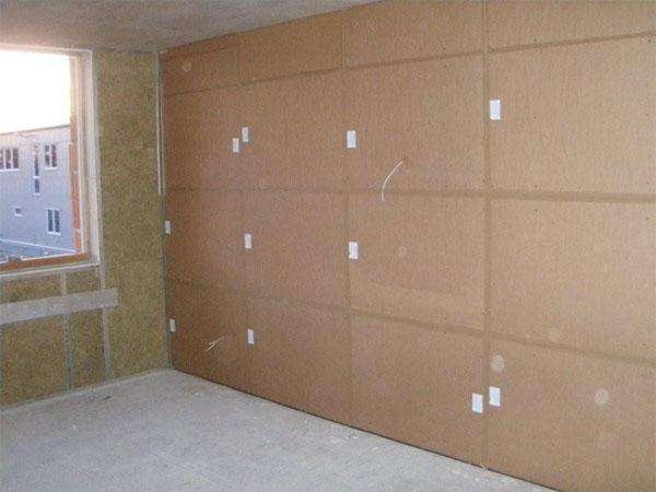 Внутренняя звукоизоляция квартиры