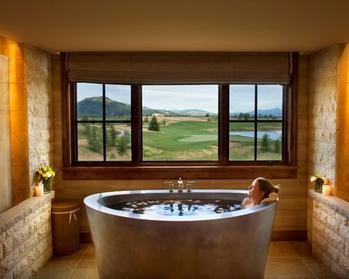 Ванная офуро: душевное спокойствие и физическое здоровье
