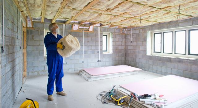 Звукоизоляция подвесного потолка