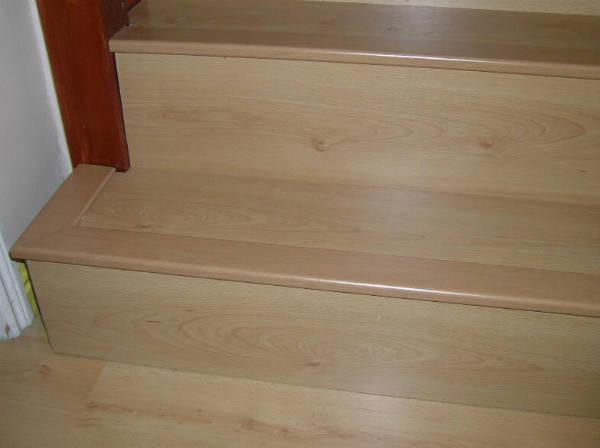 Защита ламината на лестнице от износа