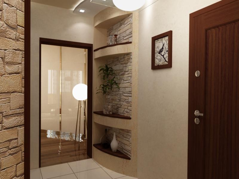 Идеи оформления прихожей в квартире фото