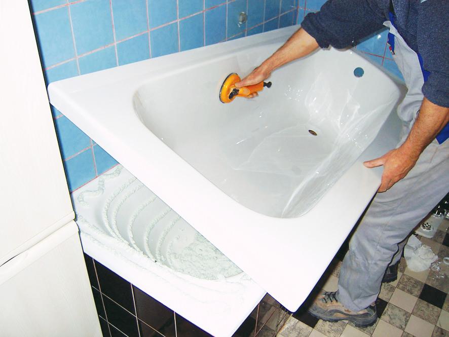 Эмалировка чугунных ванн отзывы