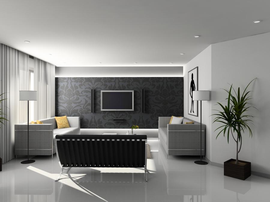 Дизайн интерьера:  стиль Техно