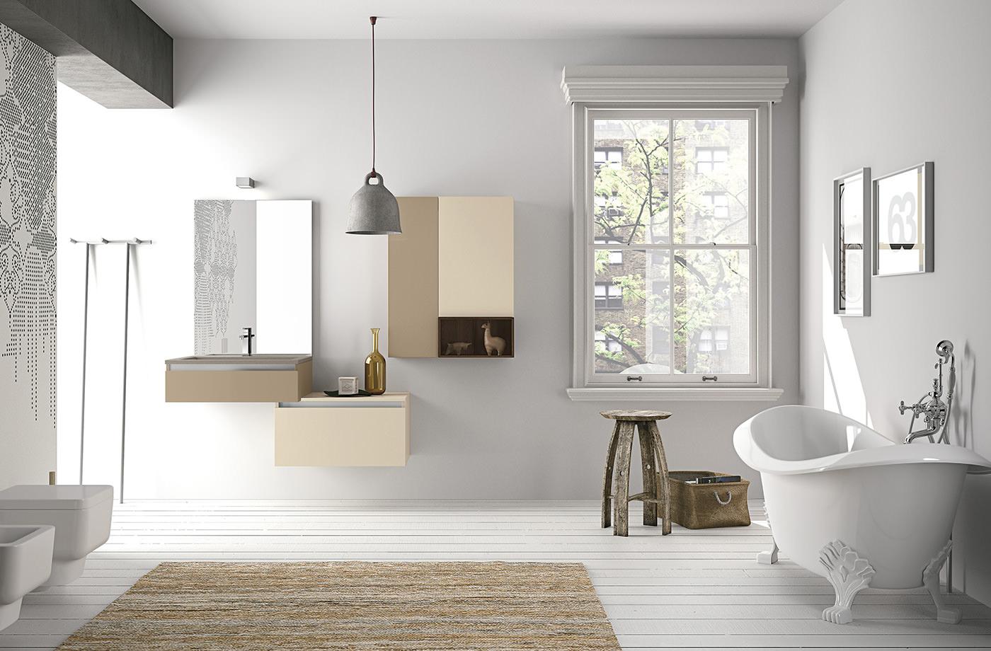 Секреты оформления ванной комнаты в скандинавском стиле