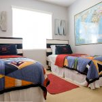 Дизайн детской комнаты для двух мальчиков — секреты хорошей планировки