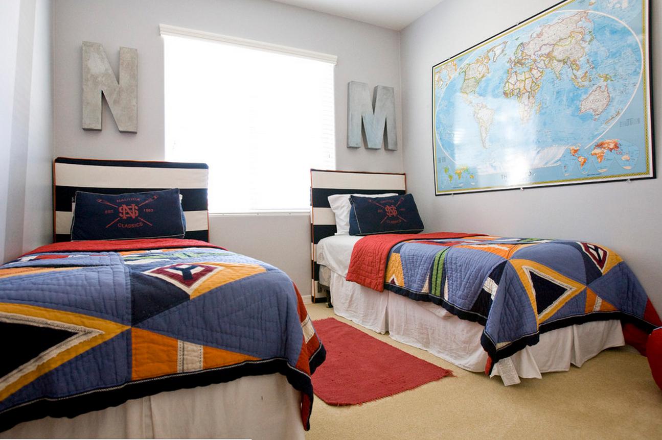 Детские спальни для подростков фото
