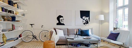Дизайн интерьера – скандинавский стиль