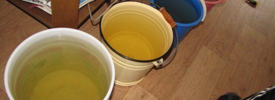Устраняем последствия потопа: ремонт после протечки потолка