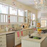 Дизайн кухни в винтажном стиле