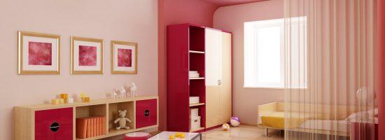 Правильное зонирование детской комнаты своими руками: место для отдыха и рабочая зона