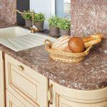 Столешница для кухни — какая и почему?