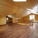 Декор стен деревянными панелями