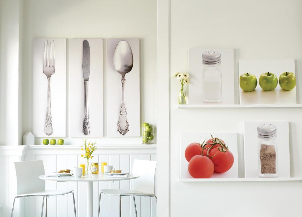 Декор кухни своими руками