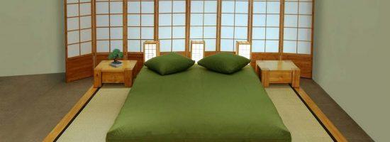 Дизайн комнаты в японском стиле