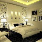 Дизайн спальни 15 кв. м.