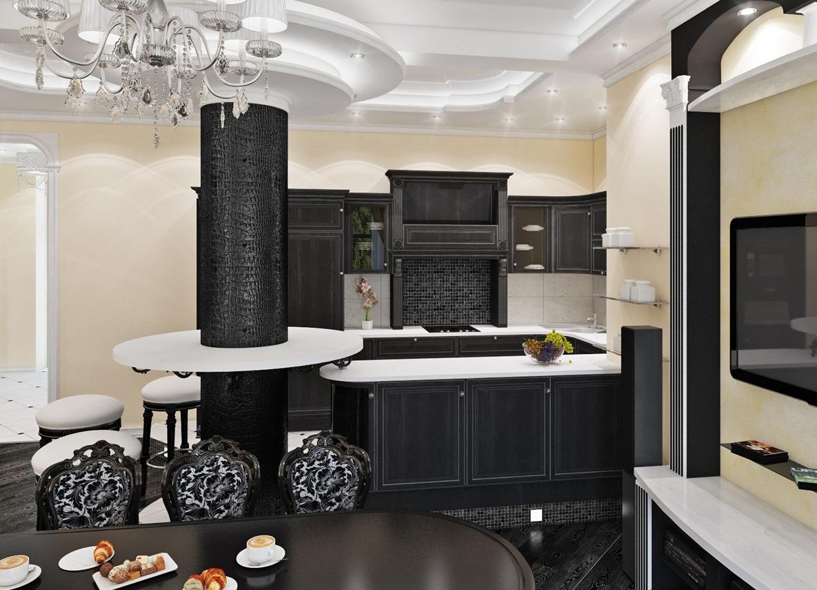 Простые дизайны гостиных