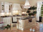 Классический итальянский стиль в интерьере кухни