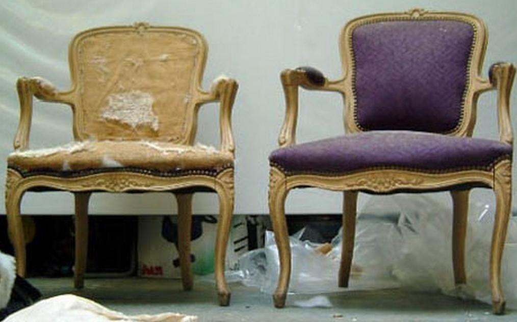 Пружинное кресло своими руками 961
