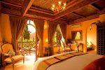 Спальная комната в марокканском стиле