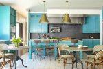 Стиль фьюжн в интерьере кухни