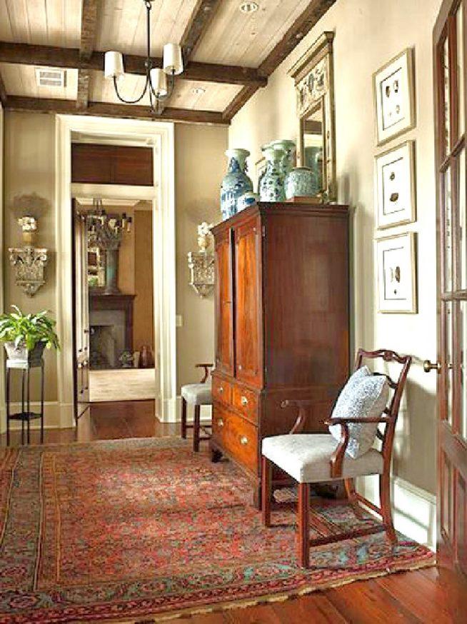 Декор в интерьере стиля гранж