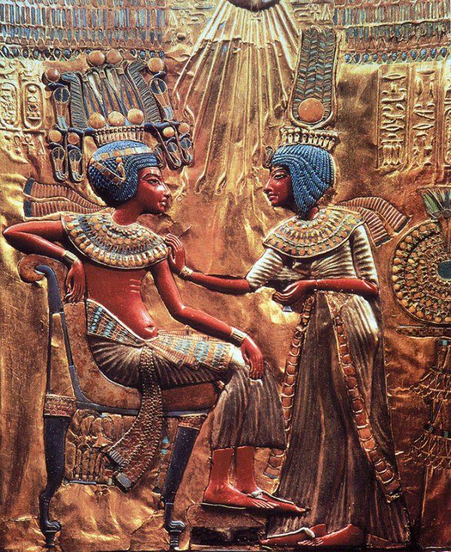 Древний Египет высшее сословье