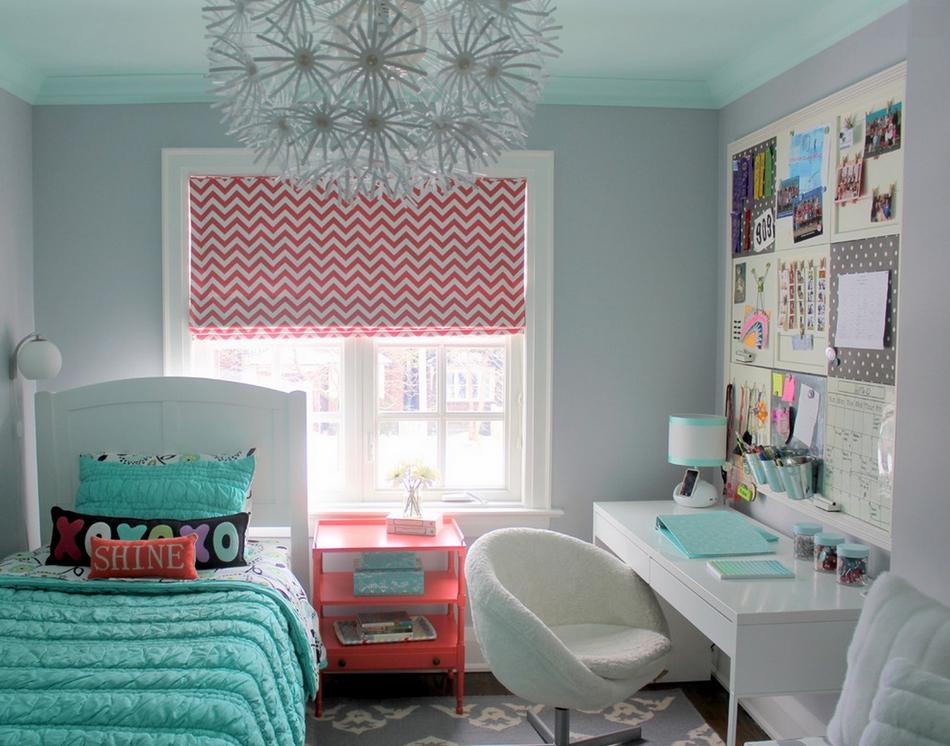 Детские комнаты подростковые для девочек дизайн