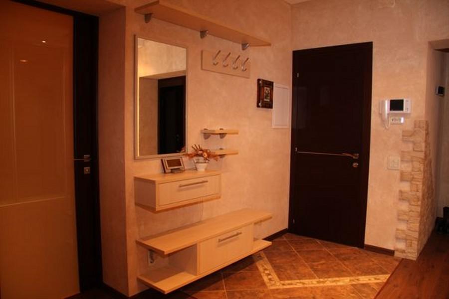 Дизайн длинных и узких коридоров в квартире - как оформить и.