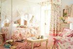 Шебби-спальня