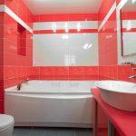 Дизайн ванной комнаты 5 кв. м.