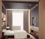 Дизайн 9-метровой спальни