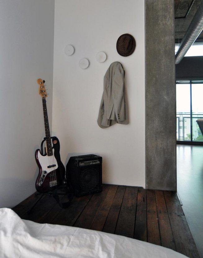 Комната студия с кухней дизайн 40 кв м
