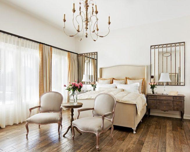 Кантри спальня стул