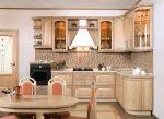 Кухня классический модерн