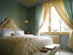 Уютный винтаж в спальне