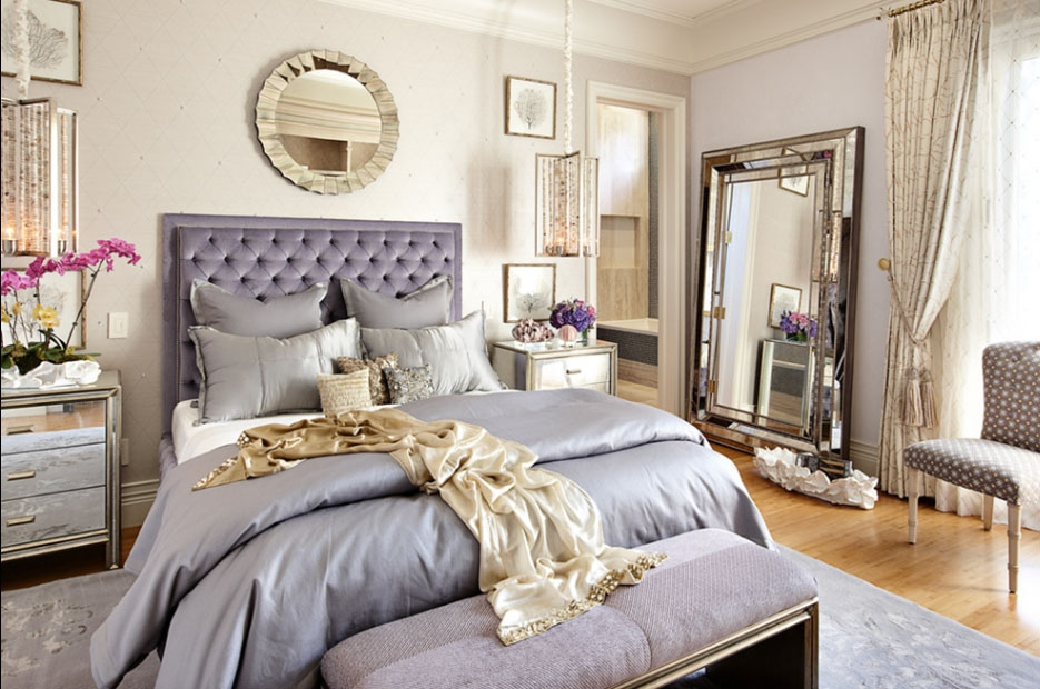 15 Glamorous Bedroom Design Ideas Bedroom Design