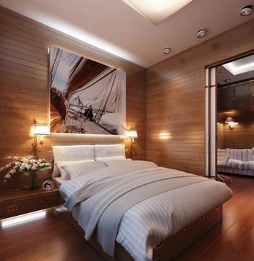 Спальня-каюта