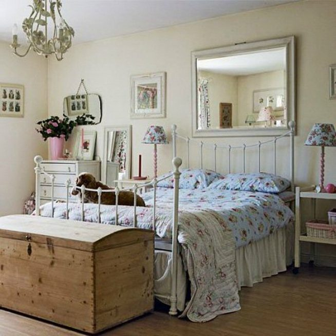 Спальня сундук