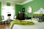 Неоклассическая спальня