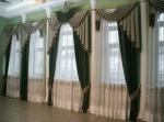 Французские шторы для гостиной