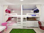 Комната для мальчиков и девочек