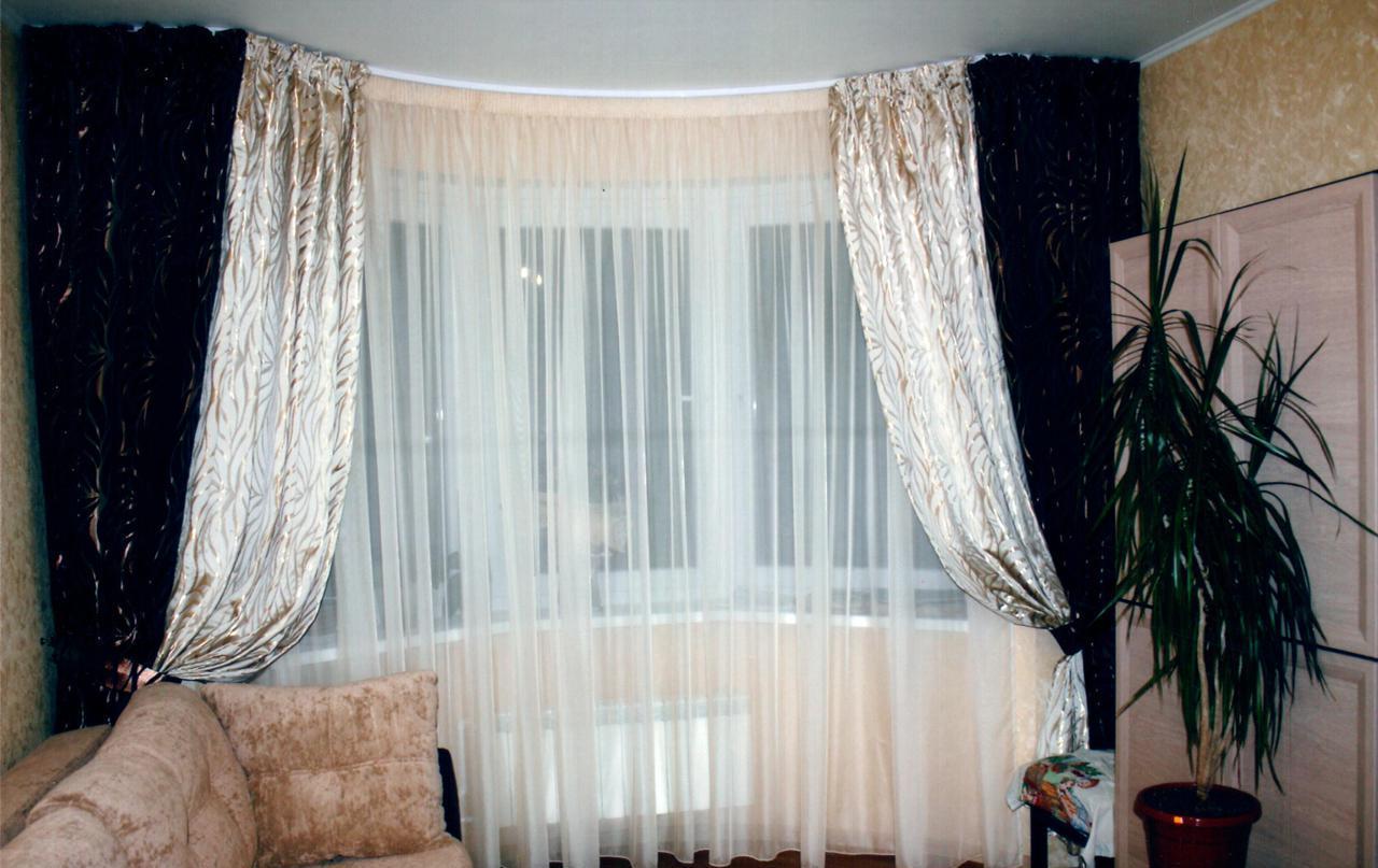 Карнизы для штор - 96 фото традиционных и современных формат.