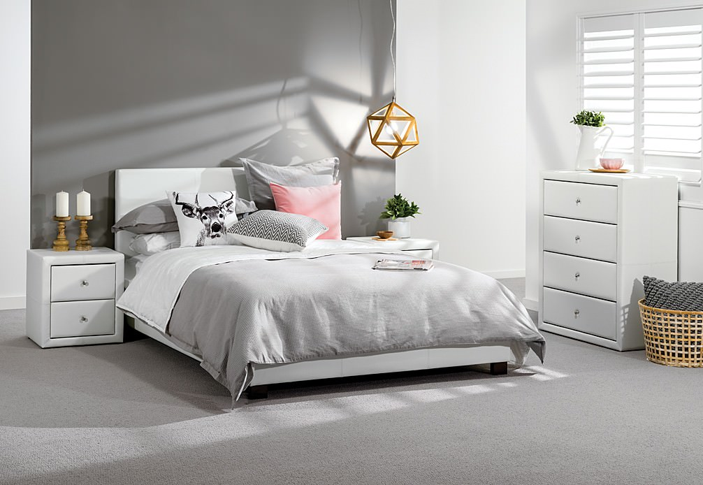 спальня в серых тонах варианты дизайна интерьера возможные