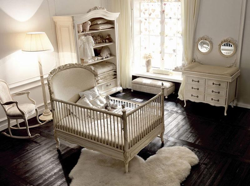 Дизайн комнаты младенца в стили Минимал