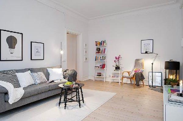 Дизайн квартиры общий вид