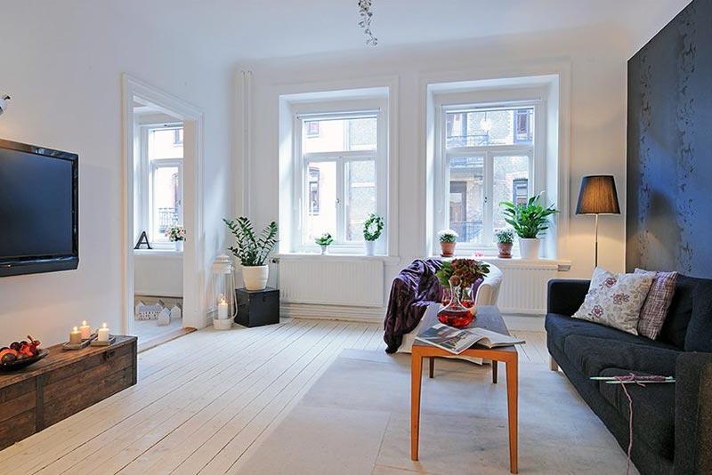 Дизайн небольшой квартиры в хрущевке