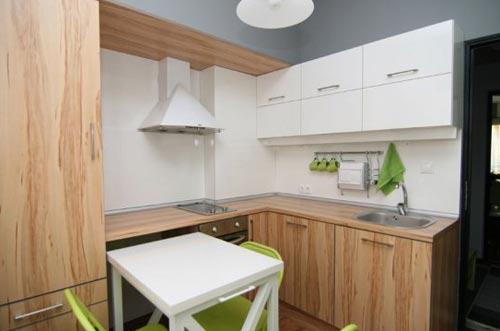 Минимализм на кухне стал популярен в последнее время