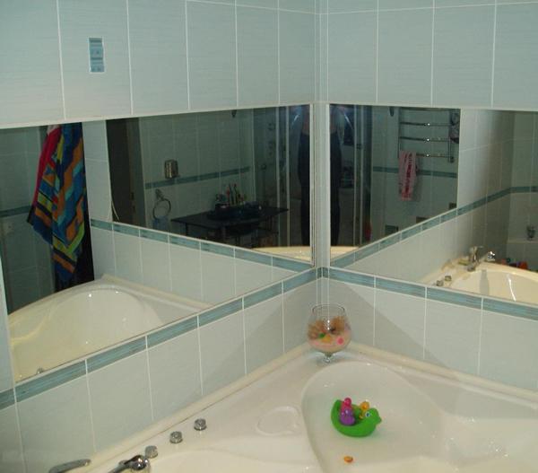 Дизайн отдельной ванной комнаты
