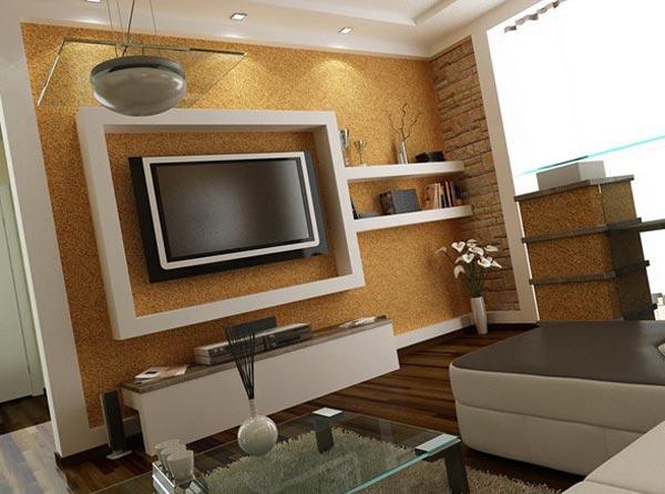 Использования гипсокартонных конструкций в проекте квартиры