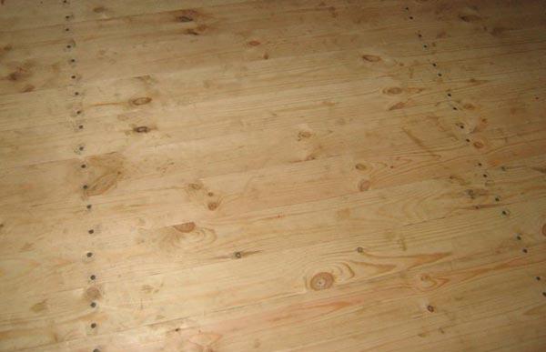 Как устроен деревянный пол